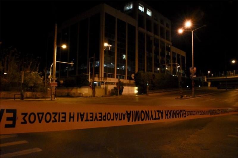 Έκρηξη βόμβας στον τηλεοπτικό σταθμό ΣΚΑΪ! (Photos & Video) 35