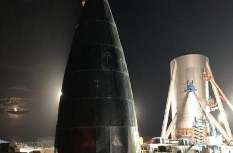 Tο διαστημόπλοιο που θα μεταφέρει 100 ανθρώπους στον Αρη!