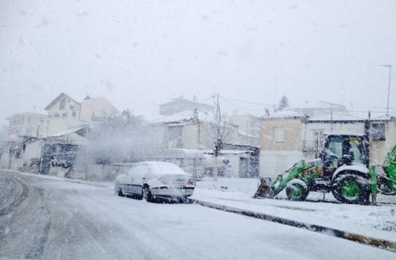 Ισχυρή κακοκαιρία: Τι ισχύει αν δεν μπορείς να πας στην δουλειά σου λόγω χιονιά!