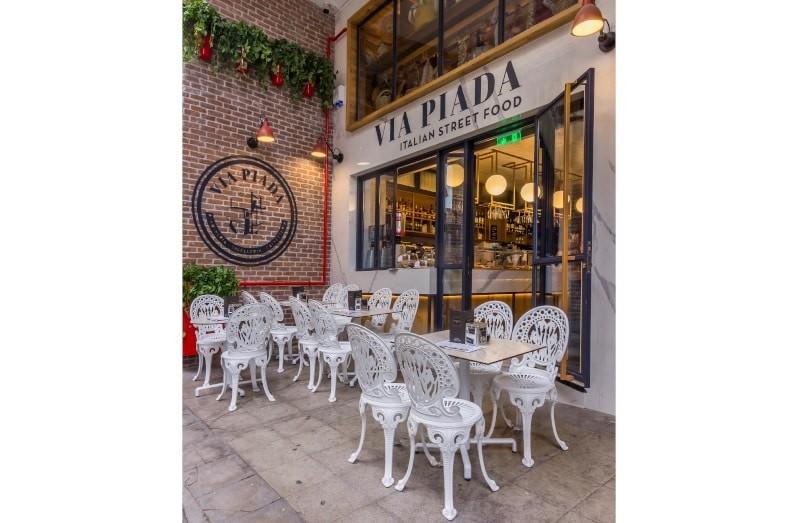 Via Piada: Street food με ιταλικό ταπεραμέντο στην καρδιά της Αθήνας