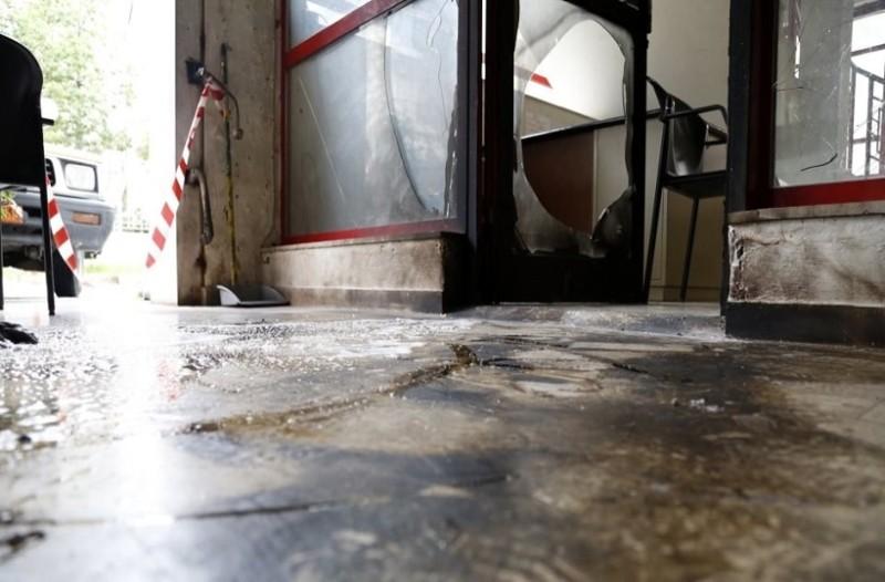 Συναγερμός στην Κυψέλη: Γκαζάκια σε κρεοπωλείο! - Οι «Μαυροπράσινοι Μηδενιστές» ανέλαβαν την ευθύνη!