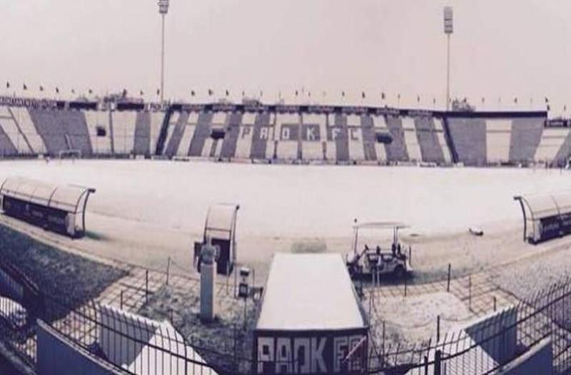 Χιόνισε στην Θεσσαλονίκη: Στα