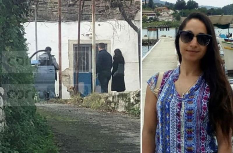 Έγκλημα στην Κέρκυρα: Δεν άντεξε και λύγισε ο σύντροφος της Αγγελικής!