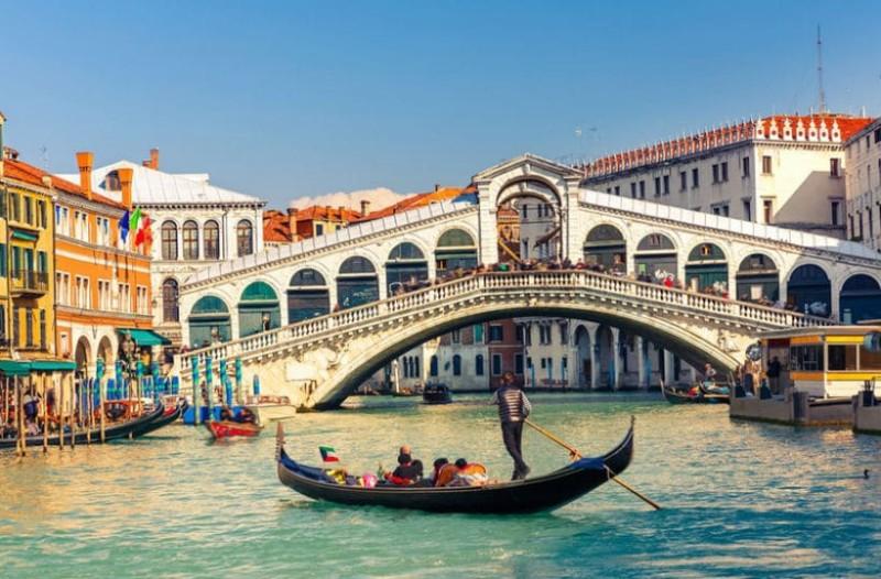 Βενετία: Με εισιτήριο πλέον η είσοδος των επισκεπτών στην πόλη!