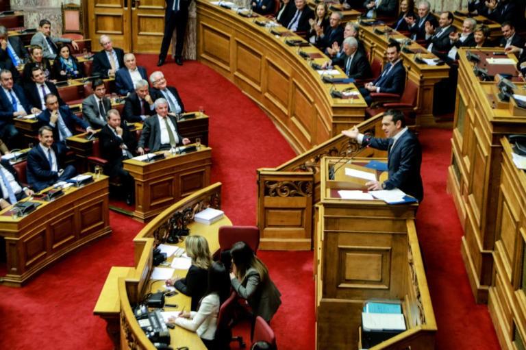 Πέρασε η ψήφος εμπιστοσύνης, με 151 βουλευτές, στην κυβέρνηση του Αλέξη Τσίπρα!