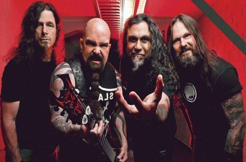 Slayer: Η «κόλαση» πάει... Λεωφόρο! - Στο ιστορικό γήπεδο της Αθήνας για την τελευταία τους εμφάνιση στην Ελλάδα!
