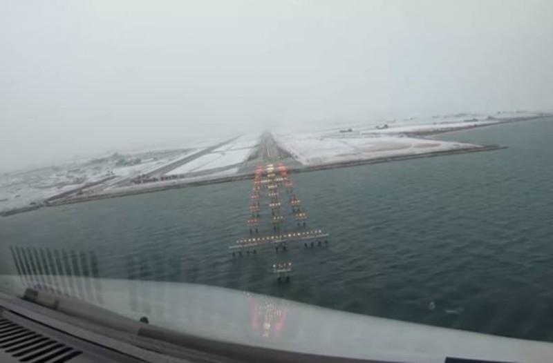 Αν φοβάστε τα αεροπλάνα μην δείτε αυτή την προσγείωση!