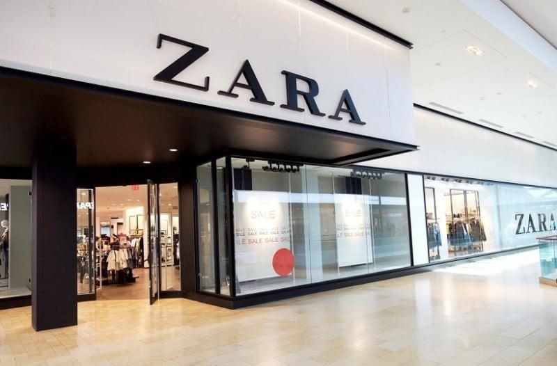 ZARA: Το φόρεμα σαλοπέτα που θα σας ξετρελάνει!