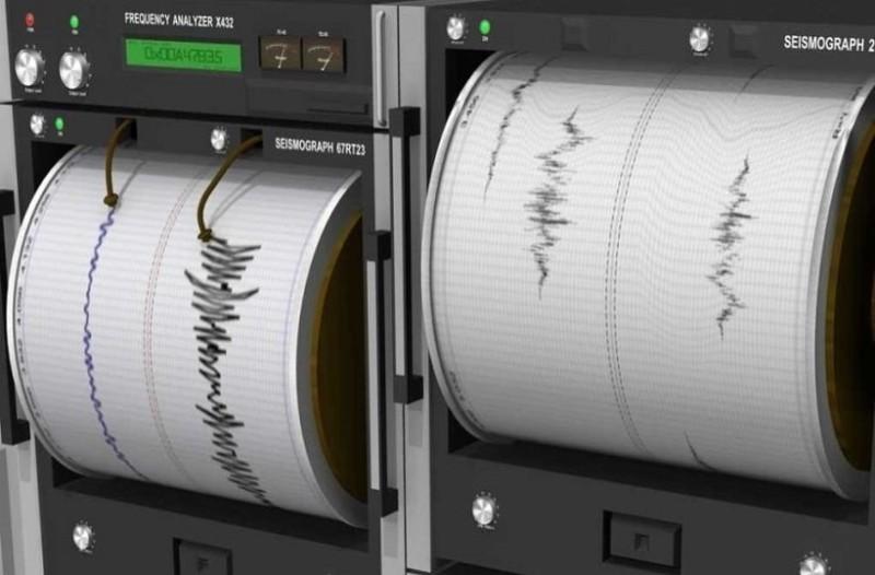 Δυνατός σεισμός ανοιχτά της Κρήτης!
