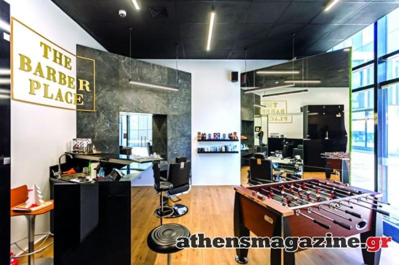 Barbers & Co Business: Το αυθεντικό µπαρµπέρικο που αποτελεί αποκλειστικά... αντρική υπόθεση!