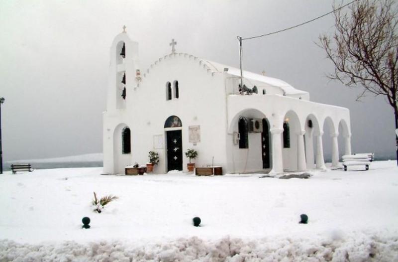 Πυκνές χιονοπτώσεις από το βράδυ της Παρασκευής! (video)