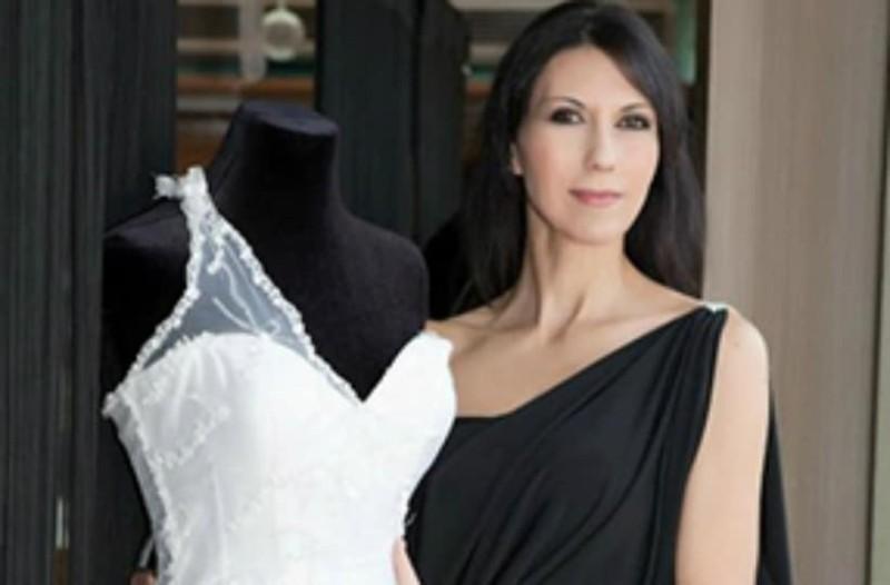 Ηelena Kyritsi  Τα νυφικά και τα βραδινά φορέματα που ξεχωρίζουν για την  θηλυκότητα και την 0c5222253e0