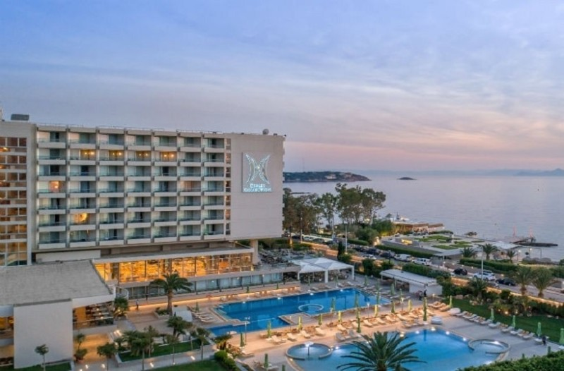 Divani Apollon Palace & Thalasso: Το επέλεξε η Άνγκελα Μέρκελ, για τη διαμονή της κατά την επίσκεψή της στην Αθήνα!