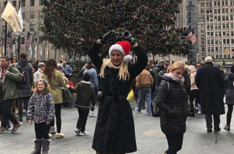 Κωνσταντίνα Σπυροπούλου: Έτσι αποχαιρέτησε το 2018! (photo)