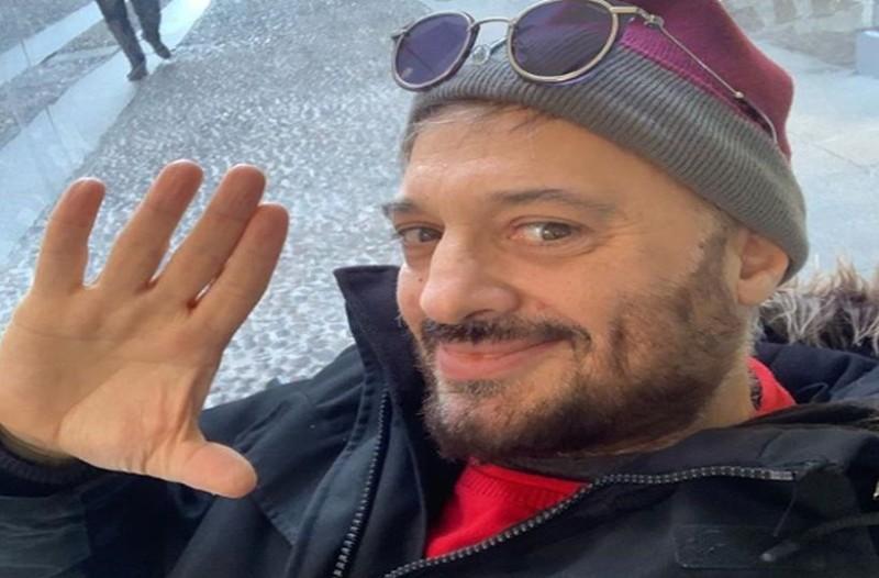 Ο Χρήστος Φερεντίνος κάνει σ@ξ: Η φωτογραφία που κάνει τον γύρο του διαδικτύου!