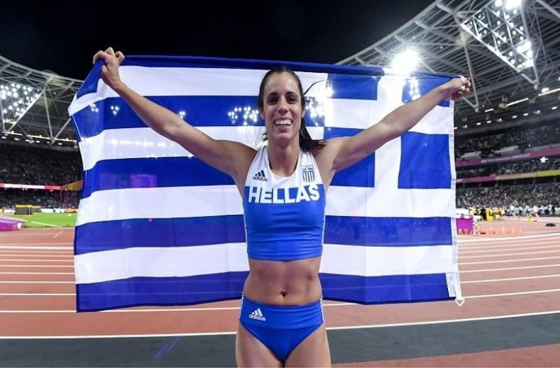 Νέα επιτυχία για την Κατερίνα Στεφανίδη!