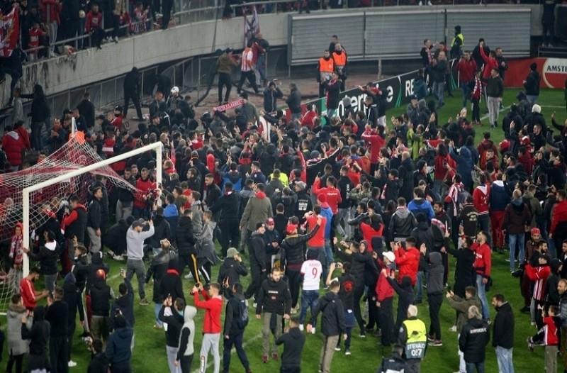 Ολυμπιακός: Τιμωρία έδρας από την UEFA!