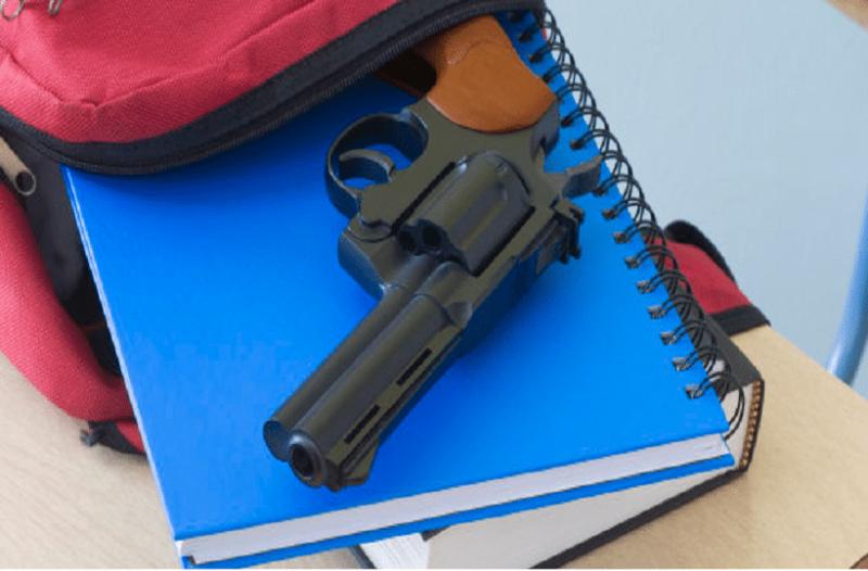Σοκ στις ΗΠΑ: 6χρονος πήγε στο σχολείο με γεμάτο όπλο!