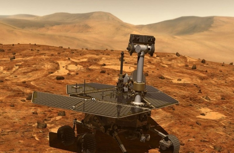 NASA: Πάνω από 600 κλήσεις στο ρόβερ Opportunity στον Άρη, αλλά... δεν απαντά!