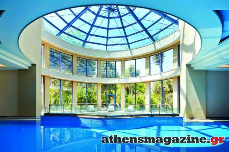 Alkyon Resort Hotel & SPA: To βραβευµένο και πολυτελές κέντρο υγείας και ευεξίας!