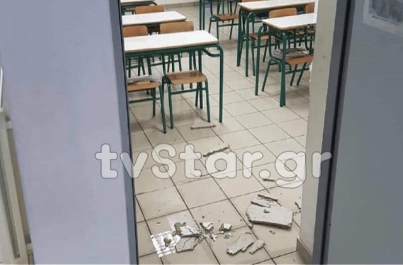 Καρπενήσι: Εκκενώθηκε σχολείο λόγω πλημμύρας!