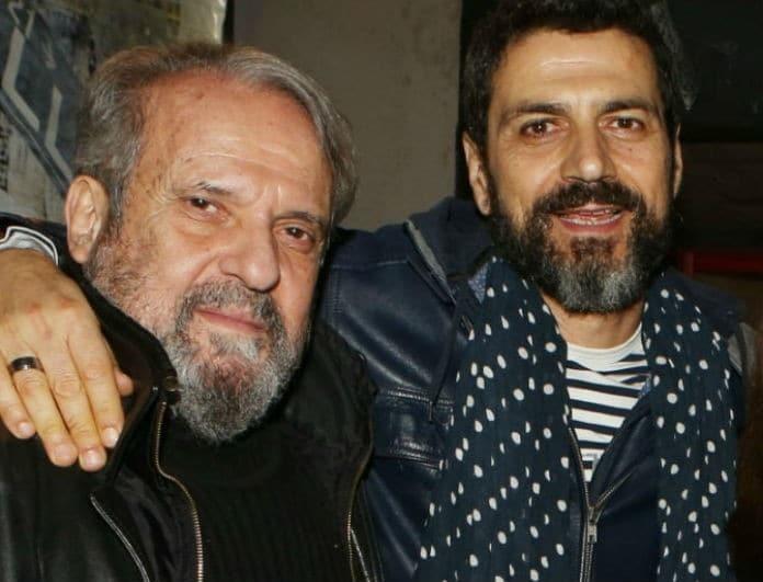 Κώστας Φαλελάκης: Αυτός είναι ο άνθρωπος που αντικατέστησε τον Μηνά Χατζησάββα στη ζωή του!