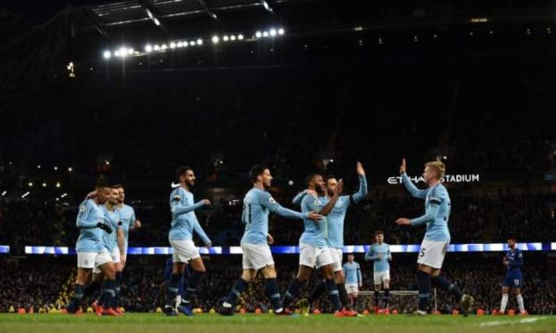 Premier League: Μάντσεστερ Σίτι - Τσέλσι 6-0!