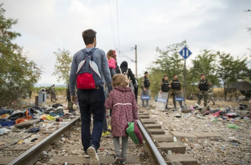 Σοκαριστική έκθεση για την Ελλάδα: Κακομεταχειρίζεται  τους μετανάστες