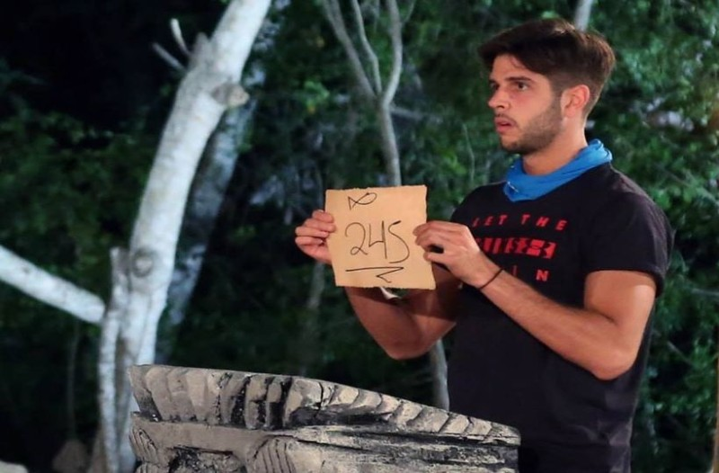 Survivor Ελλάδα - Τουρκία: Το νέο σίριαλ με Βασιλικό και τα highlights του επεισοδίου χτες! (videos)