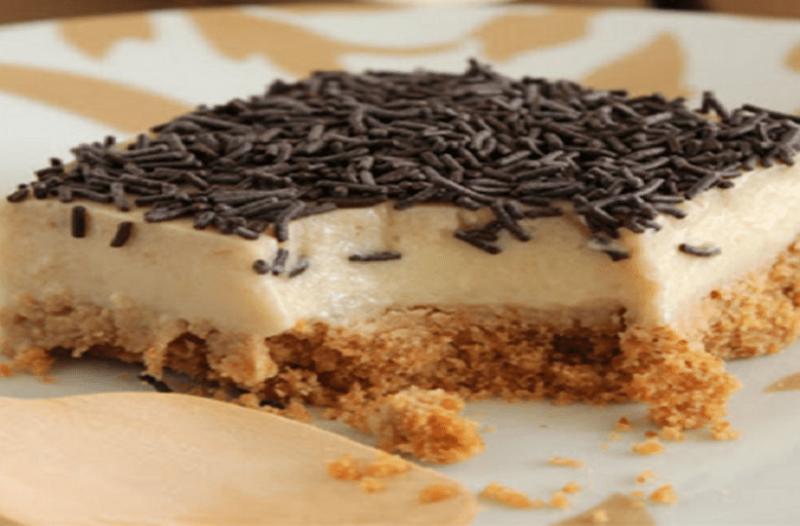 Πανεύκολη και λαχταριστή τούρτα χωρίς θερμίδες!