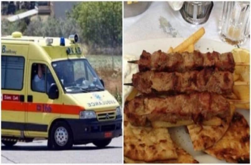 Τραγωδία στο Ηράκλειο: Τραγική εξέλιξη για 30χρονο που έφαγε σουβλάκι! Το μοιραίο λάθος που ούτε καν φαντάστηκε