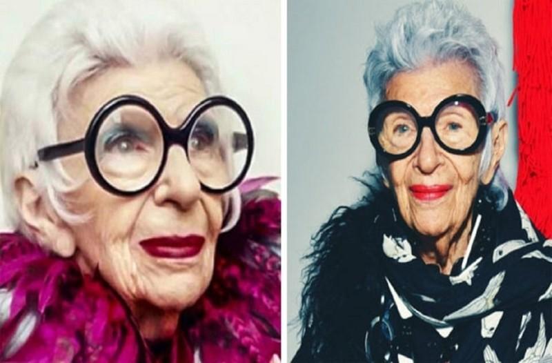Έχει όλο το μέλλον είναι μπροστά της! - Γιαγιά 97 ετών έκλεισε το πρώτο της συμβόλαιο με πρακτορείο μοντέλων!