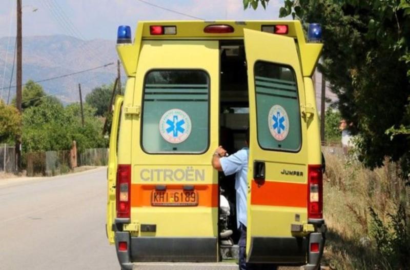 Φρίκη στο Ηράκλειο: Άνδρας πήδηξε από την ταράτσα!