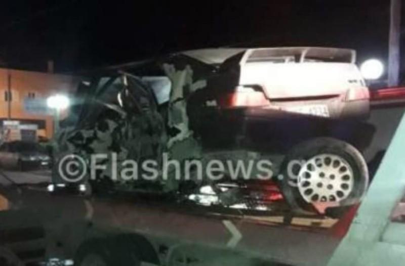 Τραγωδία στην Κρήτη: 32χρονος σκοτώθηκε ακαριαία σε τροχαίο!