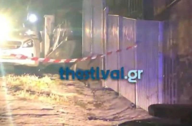 Άγρια δολοφονία στη Θεσσαλονίκη: Τον πυροβόλησαν έξω από το σπίτι του!