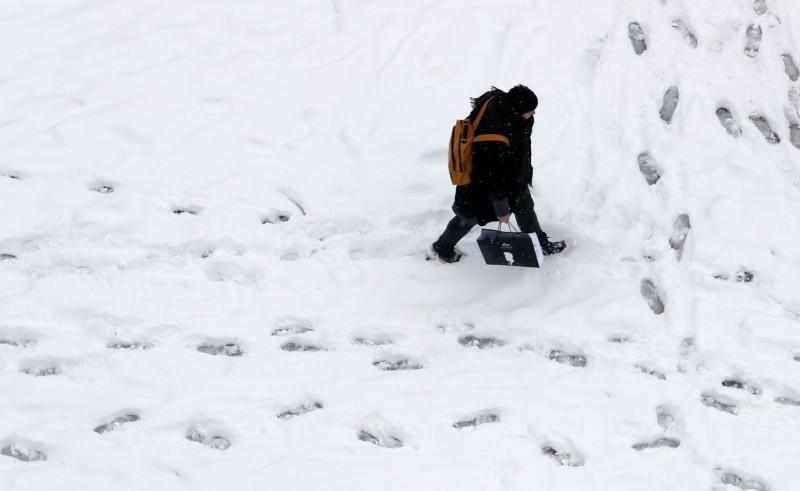 Καιρός: Πολικό ψύχος προ των πυλών και πάλι όλη η Ελλάδα στα λευκά! Πότε θα χιονίσει στην Αθήνα;