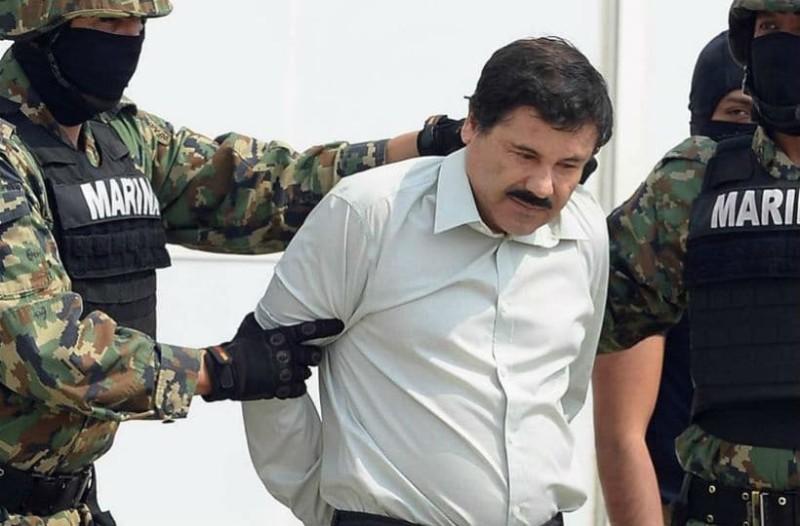 Δίκη Ελ Τσάπο: Ένοχος ο βαρόνος ναρκωτικών!