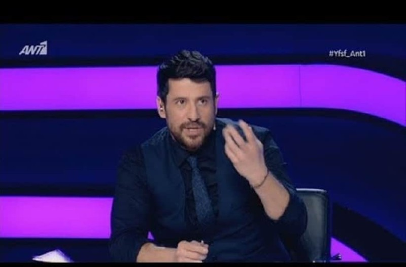 YFSF: Η ερώτηση της Μαρίας Μπεκατώρου στον Γεωργούλη που τον έφερε σε αμηχανία!