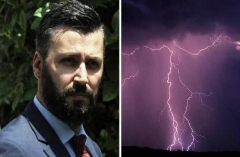 Ο Γιάννης Καλλιάνος προειδοποιεί: Έρχονται επικίνδυνες καταιγίδες! - Ποιες περιοχές θα «χτυπήσει» η κακοκαιρία;