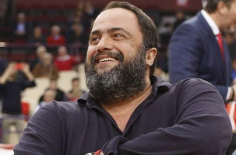 Μαρινάκης: Ο μόνος που κατέθεσε αίτηση για τηλεοπτική άδεια!