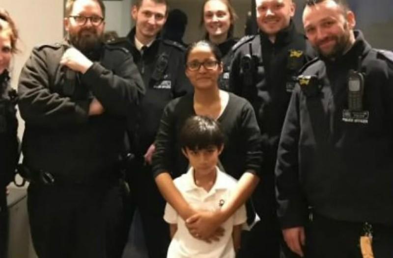 Το απίστευτο τηλεφώνημα 7χρονου στα επείγοντα που έσωσε την μητέρα του!
