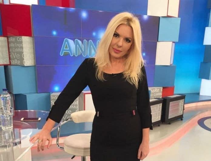 Αννίτα Πάνια: Αυτή είναι η θαυματουργή δίαιτα της παρουσιάστριας! - Έτσι έχασε 8 κιλά σε ένα μήνα!