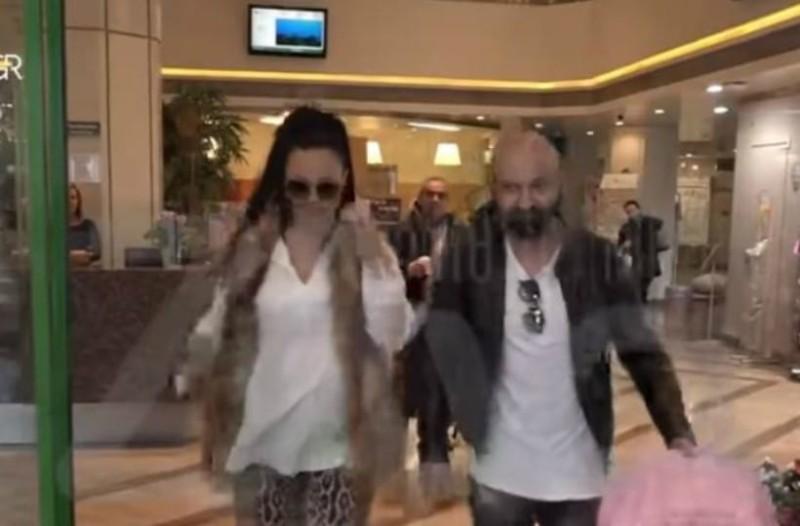 Οι πρώτες δηλώσεις του Υπάτιου Πατμάνογλου και της Έμμυς μετά την έξοδο από το μαιευτήριο! (video)