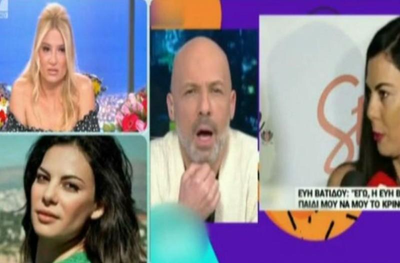 Σάλος στο Πρωινό: Απαράδεκτες εκφράσεις on air! «Λέτε βλακείες! To παίζεις χαζούλα Φαίη;» (video)