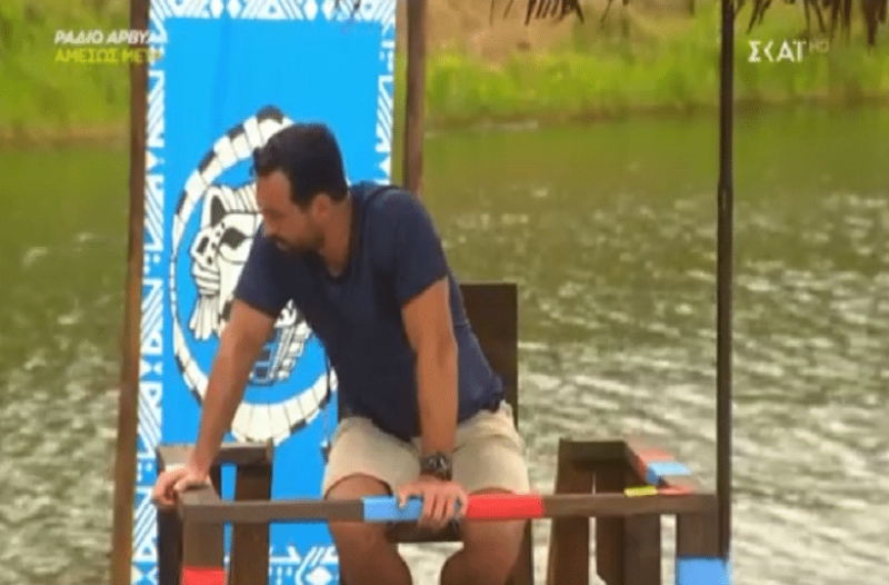 Survivor Ελλάδα Τουρκία: «Μην κ@λ@σετε... » Σε ρόλο coach ο Σάκης Τανιμανίδης! - Η παρατήρηση και οι συμβουλές (Video)