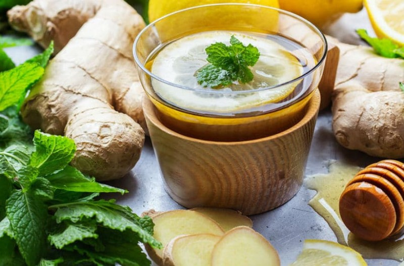Δώστε βάση: Με αυτή τη συνταγή θα μειώσετε την πρησμένη κοιλιά σε 60 δευτερόλεπτα!