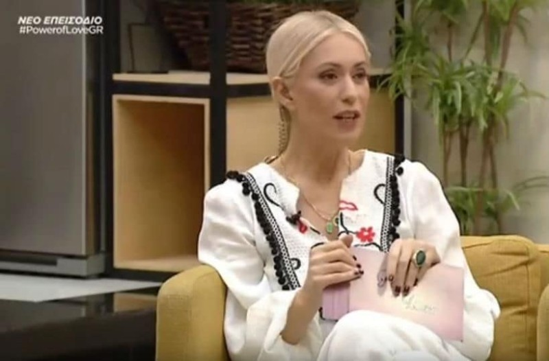 Power of love: Τι αποκάλυψε η Μαρία Μπακοδήμου για τον... νέο παίκτη; (video)