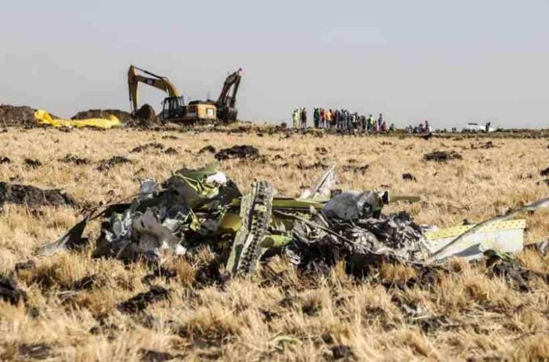 Βρέθηκε το μαύρο κουτί του αεροσκάφους που συνετρίβη στην Αιθιοπία!