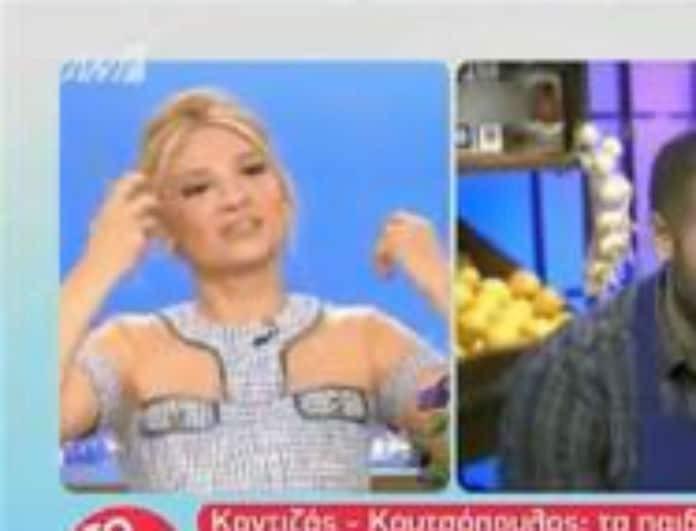 8f00d90d1b07 Έξαλλη η Φαίη Σκορδά! - «Αυτό είναι πολύ προσβλητικό...» (Video ...
