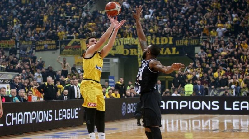 Basketball Champions League: Ο ΠΑΟΚ το διπλό, η ΑΕΚ την πρόκριση!
